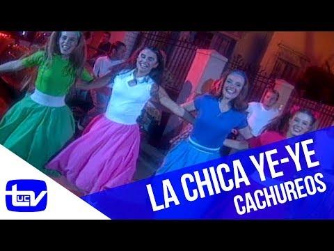 La chica ye-ye | Cachureos