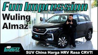 Download Video Harga HRV Rasa CRV, Inilah XIAOMI nya SUV! - Wuling Almaz FUN IMPRESSION | LugNutz Indonesia MP3 3GP MP4
