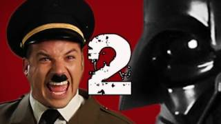 Hitler vs Vader 2.  Epic Rap Battles of History