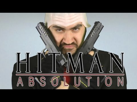 review - For more Visit: http://angryjoeshow.com/2012/11/hitman-absolution-angry-review/