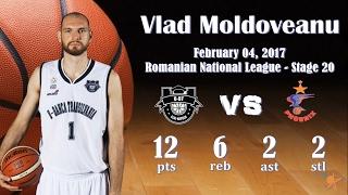 2017.02.04 Vlad Moldoveanu vs. CS Phoenix Galati