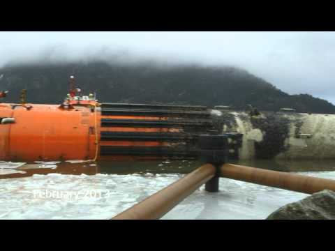 AF Gruppen - Fjerning av lastebøye - Statfjord C