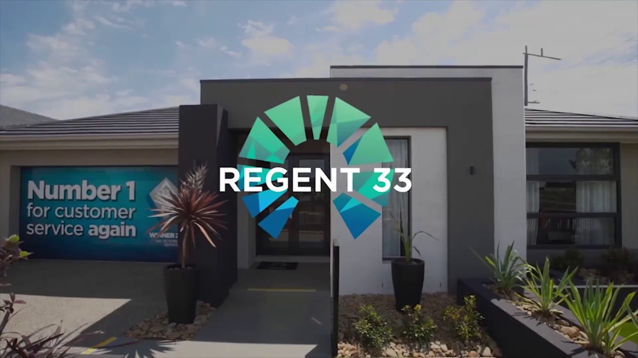 Feature Home: - Regent 33