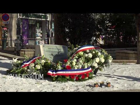 Paris: Hommage aux victimes de l'Hypercacher