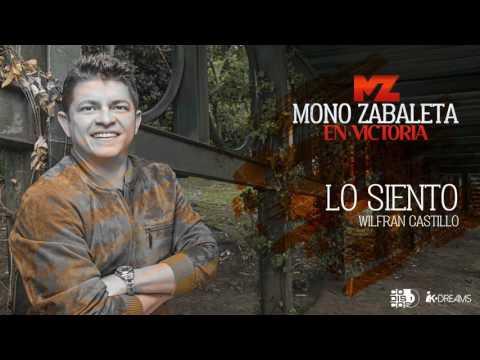 Letra Lo Siento Mono Zabaleta