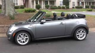 2009 Mini Cooper S Convertible Walk Around.