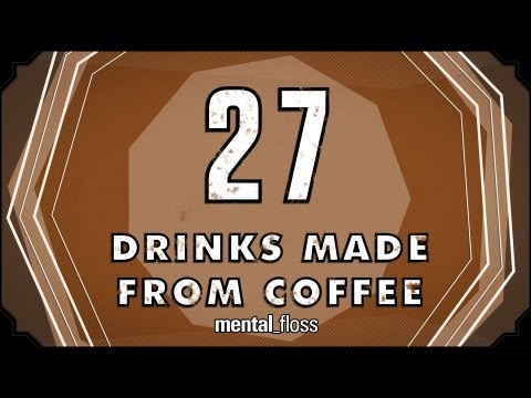 drinks - A weekly show where knowledge junkies get their fix of trivia-tastic information. This week, we're on location at The Gaslight Coffee Roasters in Chicago wit...