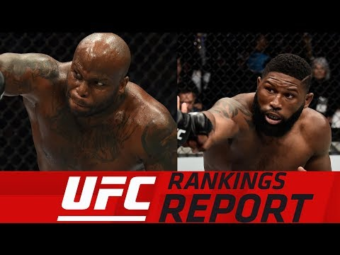 UFC Rankings Report: Heavyweight Shakeups; Brian Ortega on the Rise?
