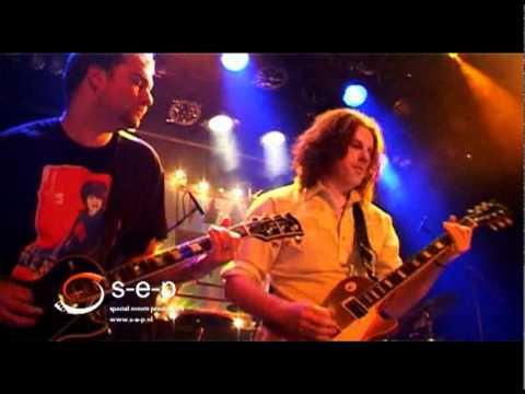 DIZZY LIZZY live @ De Bosuil (Weert, Netherlands)