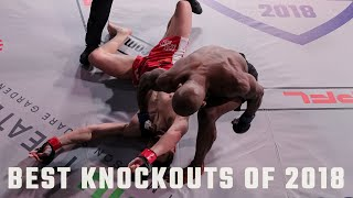 Video Top 10 Knockouts of 2018 | PFL - Professional Fighters League MP3, 3GP, MP4, WEBM, AVI, FLV Maret 2019