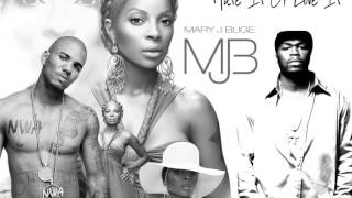 Mary J Blige feat The Game & 50cent - (Hate It Or Love It Remix)