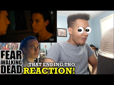 "Fear The Walking Dead Season 2 Episode 11 ""Pablo and Jessica"" REACTION!"