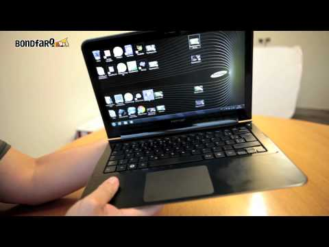 notebook review - Notebook Samsung Serie 9, uma breve anlise. Confira em nosso vdeo uma apresentao das caractersticas, recursos, desempenho, preo, vantagens e desvantage...