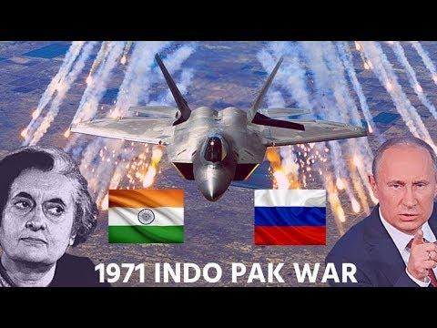 भारत के लिए पूरी दुनिया से अकेले लड़ गया रूस | 1971 India Pakistan War