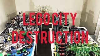 In this video you'll pretty much see my LEGO city being destroyed as I move tables around. The plan is to have 3 sections, 3 different cities. What do I mean by that? New Brick City will be a little smaller, but you'll be able to see the direction I want to go in. I hope you enjoy the video.Help support this channel and visit my Bricklink store. Here's the link: http://www.bricklink.com/store/home.p...Don't hesitate to follow me on Instagram: https://www.instagram.com/coolkidbricksLEGO® is a trademark of the LEGO Group of companies which does not sponsor, authorize or endorse this site.