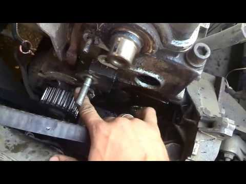 Как заменить заглушку блока ваз 21083