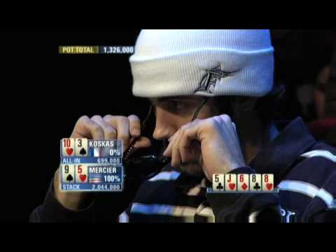 EPT4 Sanremo – Incredibile call di Mercier