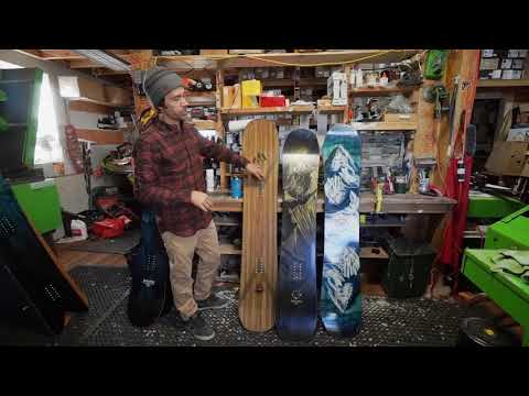 Know Your Flex | Find Your Perfect Snowboard Ep. 2 | Jeremy Jones