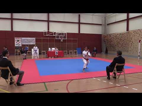 JDN Kata y Kumite Cadete y Junior 201018 Video 6