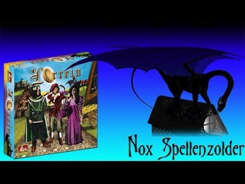 Lorrein speluitleg by Nox