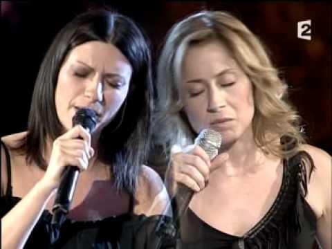 la solitudine (live roma 2002) - laura pausini & lara fabian
