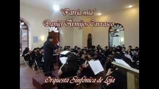 Daniel Armijos Carrasco PATRIA MIA (Fox trot)