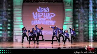 Download Lagu FRESHH 2.0 (Canada) 2012 World Hip Hop Dance Championship (Junior) Mp3