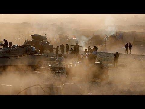 Προελαύνει ο ιρακινός στρατός στη δυτική Μοσούλη