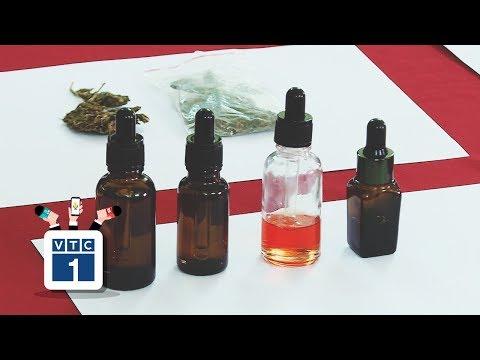 Ma túy mới trong thuốc lào, thuốc lá điện tử - Thời lượng: 3 phút, 47 giây.