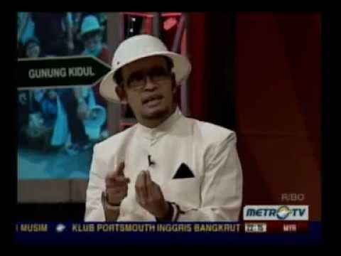 Kick Andy: Asep Kambali - Plesir Unik MetroTV 17/2/2012