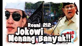 Video 212 Reuni yang Berakhir Menguntungkan Jokowi MP3, 3GP, MP4, WEBM, AVI, FLV Desember 2018