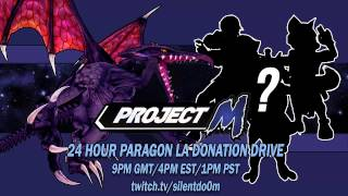 In less than 12 hours I'll be doing a 24 Hour Animation Stream. 12 hours of Ridley and more to raise money for Paragon LA!