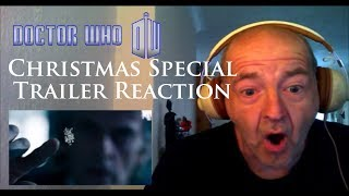 here is my reaction to the new trailer for the Doctor Who Christmas Special - Twice Upon a Time. Doctor Who belongs to the BBC Doctors When, Why, Where ...