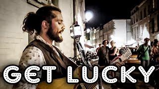 Get Lucky - Daft Punk [Cover] by Julien Mueller