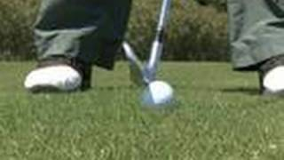 Golf: How To Stop Topping The Ball