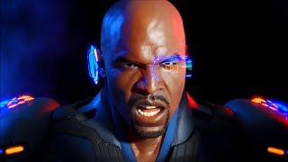 CRACKDOWN 3 Trailer (2017)Subscribe HERE and NOW ➜ https://goo.gl/cCKbtAThe BEST GAMES are here ➜  https://goo.gl/1sXosCCRACKDOWN 3 Terry Crews Trailer (Terry Crews - 2017 )Release date : November 7, 2017© 2017 - Microsoft StudiosSubscribe now to GameNews to get the latest HD game trailer, hottest new gameplay teaser, DLC / expansion & cinematic video on Game News Official.✓ VideoGame ➜  https://www.youtube.com/user/GameNewsOfficial✓ Horror Flick ➜ https://www.youtube.com/user/SciFiHorrorTrailers✓ Studio Blockbuster ➜ https://www.youtube.com/c/FreshMovieTrailers