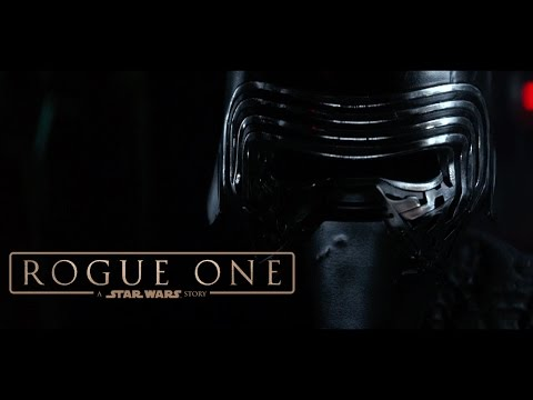 Kylo Ren Reacts to the New Rogue One Trailer
