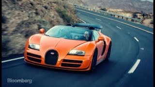 How Bugatti Sells a $2M Car to Billionaires