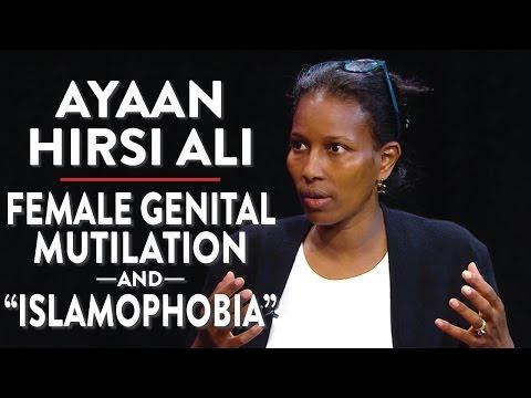 """Ayaan Hirsi Ali on Female Genital Mutilation and """"Islamophobia""""  (Pt. 3) (видео)"""