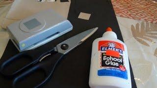 How To Make Miniture Brickwork With Fun Foam VLOG 18