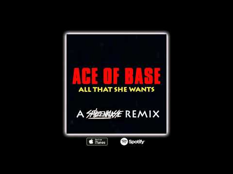 Ace Of Base - All That She Wants (A Spitzenklasse Remix)