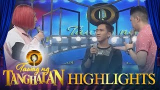 Video Tawag ng Tanghalan: Vice competes against daily contender Joey in English speaking MP3, 3GP, MP4, WEBM, AVI, FLV Agustus 2018