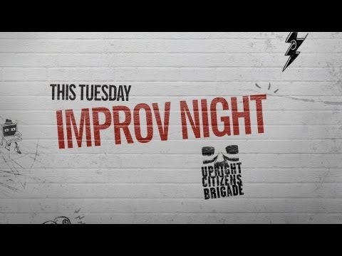 live youtube comedy - Improv masters from the Upright Citizens Brigade Theater (http://youtube.com/UCBcomedy) create comedy from the archives of you -- the YouTube contributors. W...