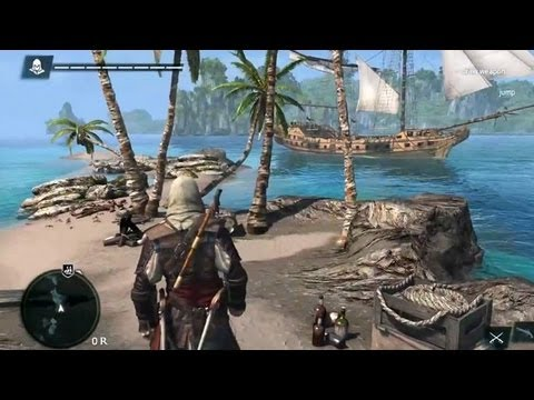assassin's creed iv black flag for sony playstation 3