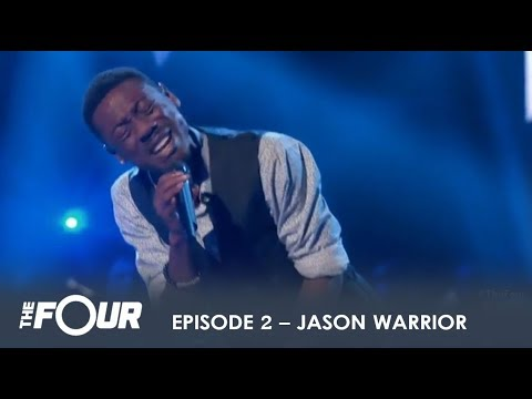 Jason Warrior: He Didn't Win On 'The Voice' But NOW He Came Prepared For WAR!!   S1E2   The Four