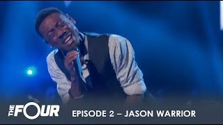 Jason Warrior: He Didn't Win On 'The Voice' But NOW He Came Prepared For WAR!! | S1E2 | The Four