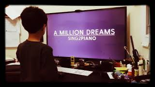 Video A Million Dreams - The Greatest Showman (Cover by Jack, 9 years old) MP3, 3GP, MP4, WEBM, AVI, FLV Juli 2018