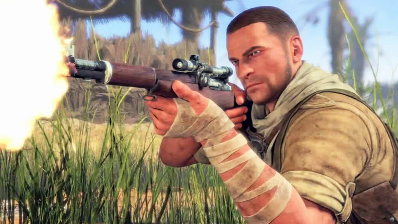 SNIPER ELITE 3 Ultimate Edition Trailer (PS4 / Xbox One) #VideoJuegos #Consolas