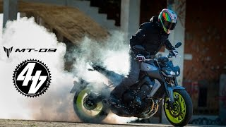 6. 2017 Yamaha MT-09 Review | First Ride