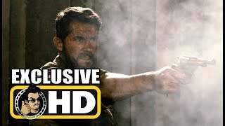 SAVAGE DOG (2017) Exclusive Movie Clip - Bar Shootout (HD) Scott Adkins Action